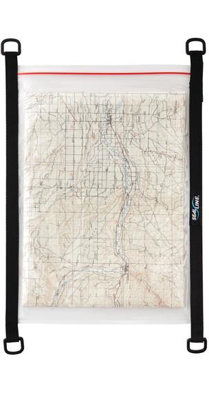 SealLine Map Case - Mapas y accesorios - Medium transparente